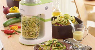 Warzywny makaron – sposób na przysmak w wersji fit!