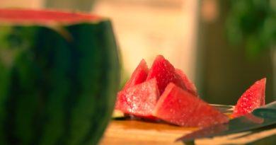 Na upały najlepsze sok pomidorowy i arbuz!