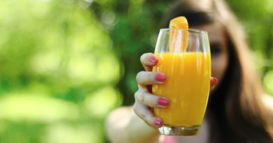 Sok pomarańczowy – zwykły sok, niezwykłe właściwości