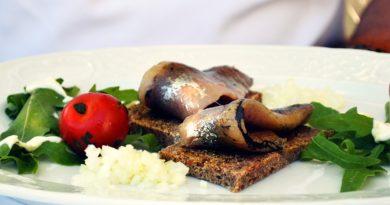 Złap odporność na jesień – jedz rybę!