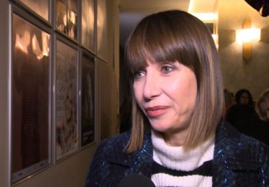 Grażyna Wolszczak: Walka o czyste powietrze to mój obywatelski obowiązek.